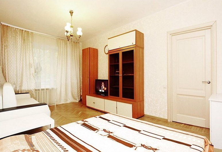ApartLux Sokolnicheskaya Two Rooms, Moscow, Apartment, 2 Bedrooms, Room