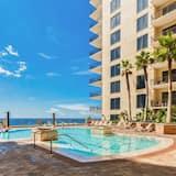 Soukromý byt, 3 ložnice - Venkovní bazén