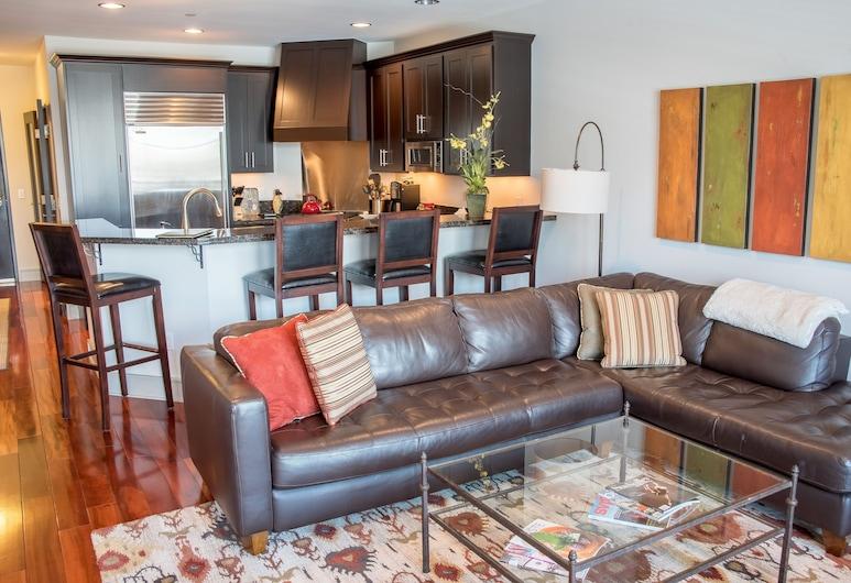 Evergreen 22 - 1 Br Condo, Ketchum, Condo, 1 Bedroom, Living Room