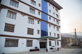 Bild vom Hotel Riverside in Thimphu