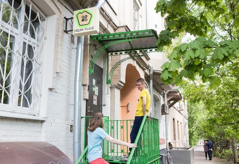 Dream Place Hostel, Moskva, Hotellentré