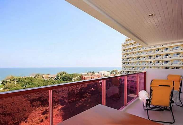 로코 콘도미니엄 후아 힌 룸 811 에잇스 F, Hua Hin, 2 Bedrooms Sea View , 발코니