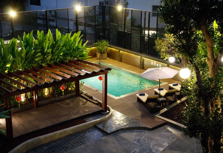 Sanae'Town House , Chiang Mai, Outdoor Pool