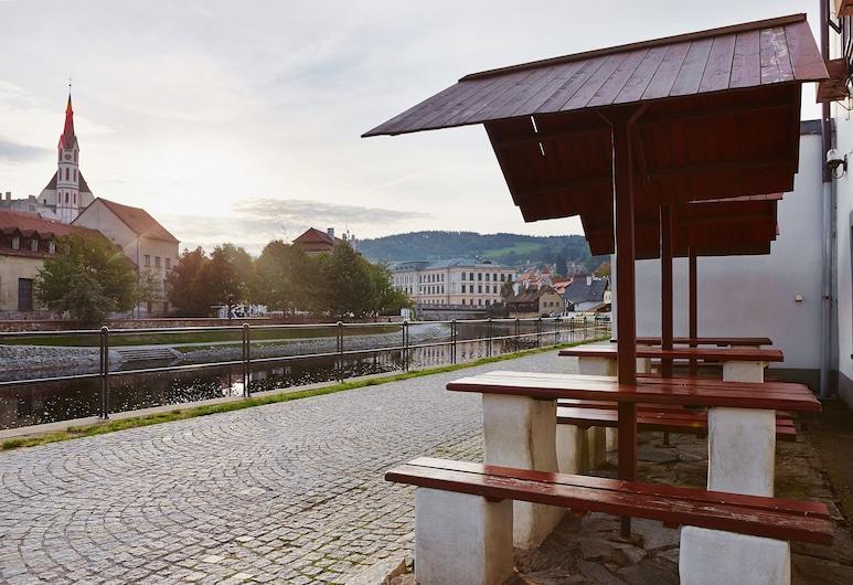 Vltavská pohádka, Ceský Krumlov, Exterior