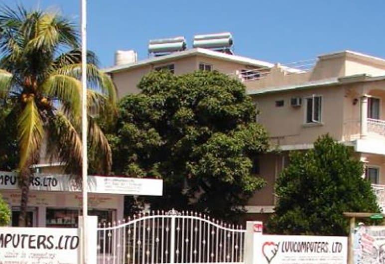 Belamy Tourist Residence, Port Louis, Bagian Depan Hotel