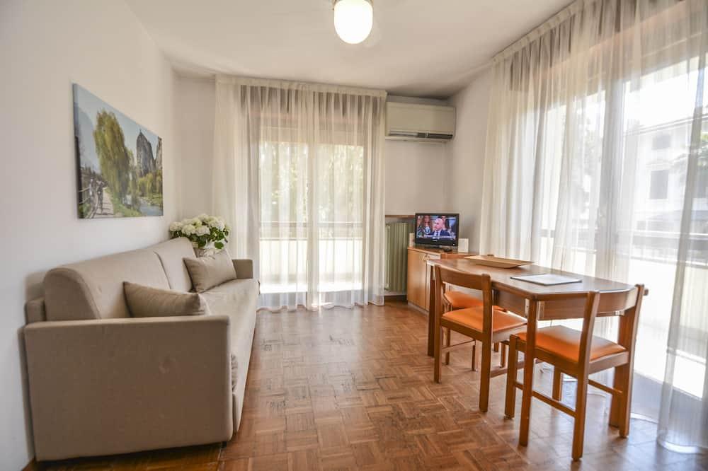 Διαμέρισμα, 1 Υπνοδωμάτιο (A) - Περιοχή καθιστικού