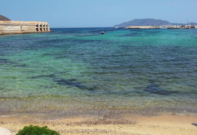 Le dimore dell'Ippocampo, Favignana, Bãi biển