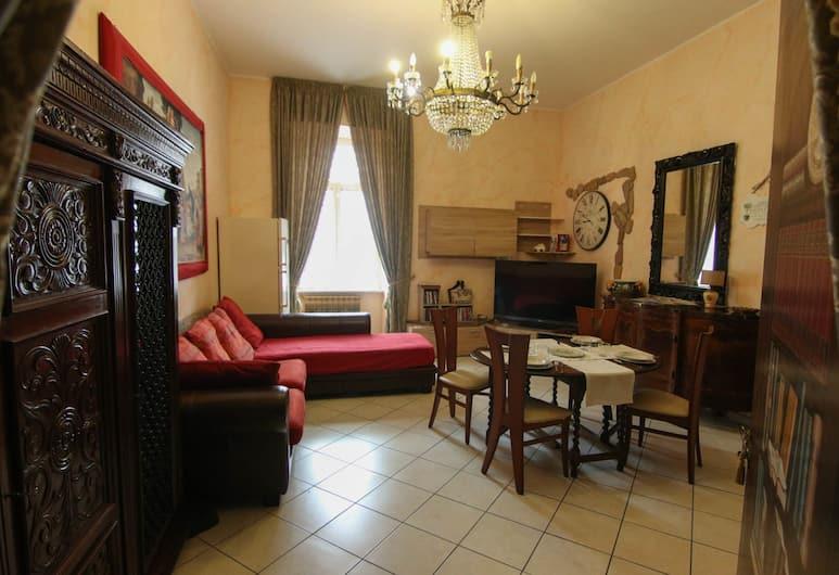 安東尼卡之家酒店, 那不勒斯, 公寓, 2 間臥房, 客廳