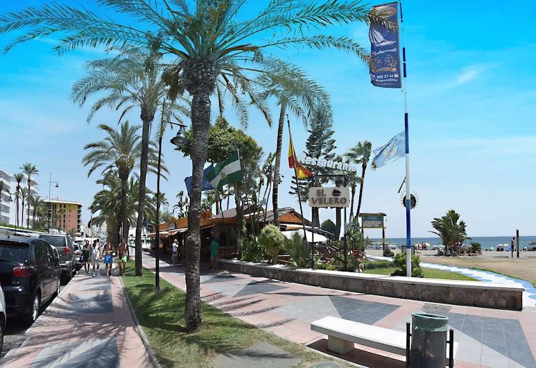 Apartamentos Los Alamos - Playa, Torremolinos, Strand