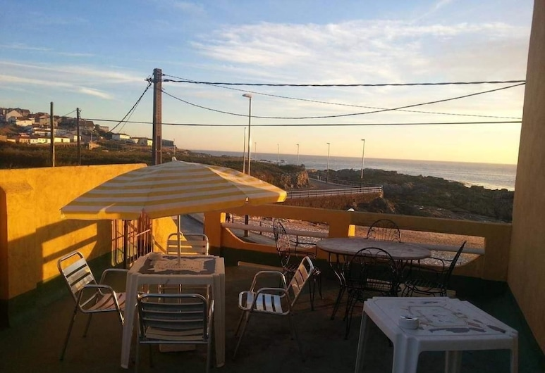 Hostal del Mar, A Guarda, ลานระเบียง/นอกชาน