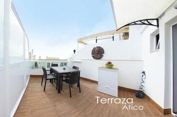 Foto van Apartamentos Playa 76 in Torremolinos