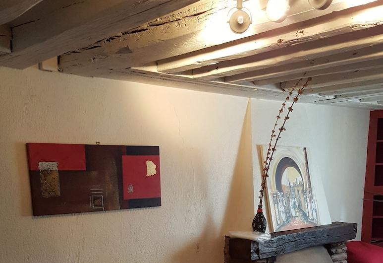 聖母複合式酒店, 巴黎, 複式房屋, 客廳