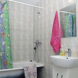 Basic-yhteismajoitus, Sekamajoitus, Jaettu kylpyhuone (Bed in 8-beds Shared Dormitory) - Kylpyhuone