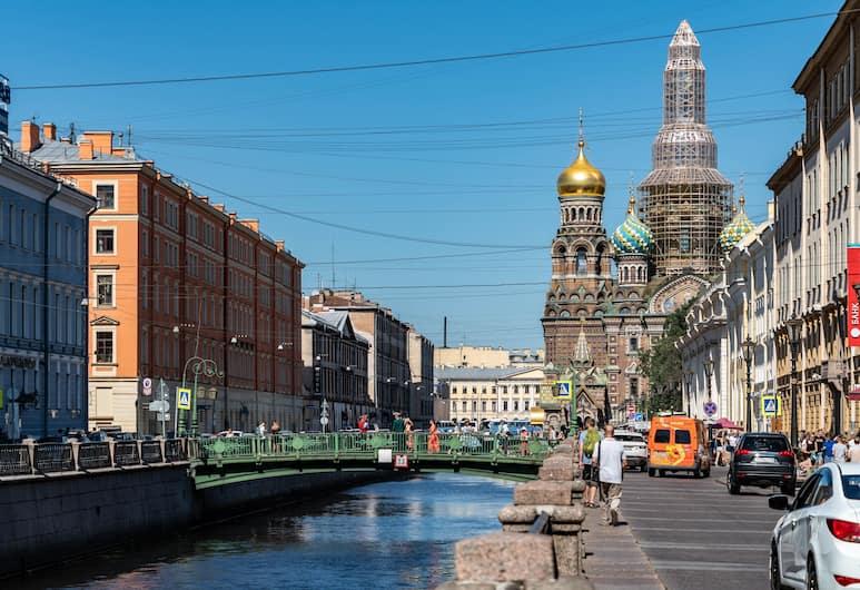 Home4day Апартаменты на канале Грибоедова, Санкт-Петербург, Вид из объекта