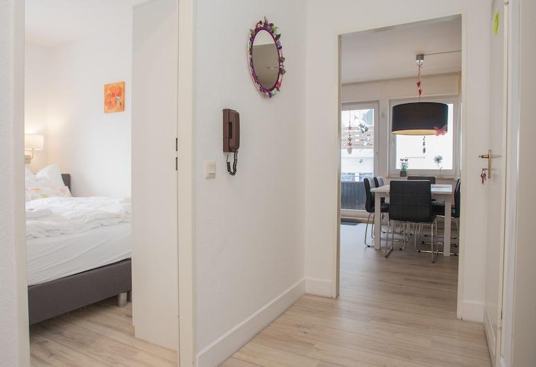 Appartement Brink Fichtenweg 43, Winterberg, Apartmán, 1 spálňa, balkón, Izba