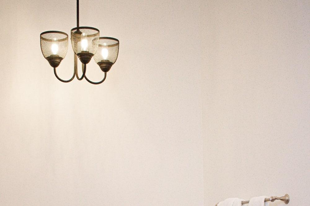 Camera Comfort, 1 letto king - Vasca idromassaggio privata