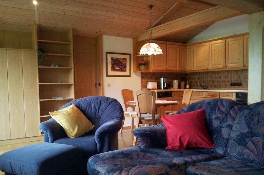 Traditioneel appartement, 2 slaapkamers - Woonkamer
