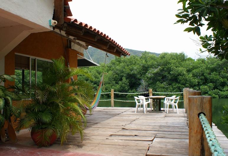 Casa La Escollera, Santa Marta, Hotel Front