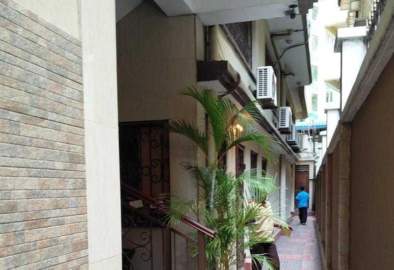 市中心公寓飯店, 三蘭港, 住宿入口