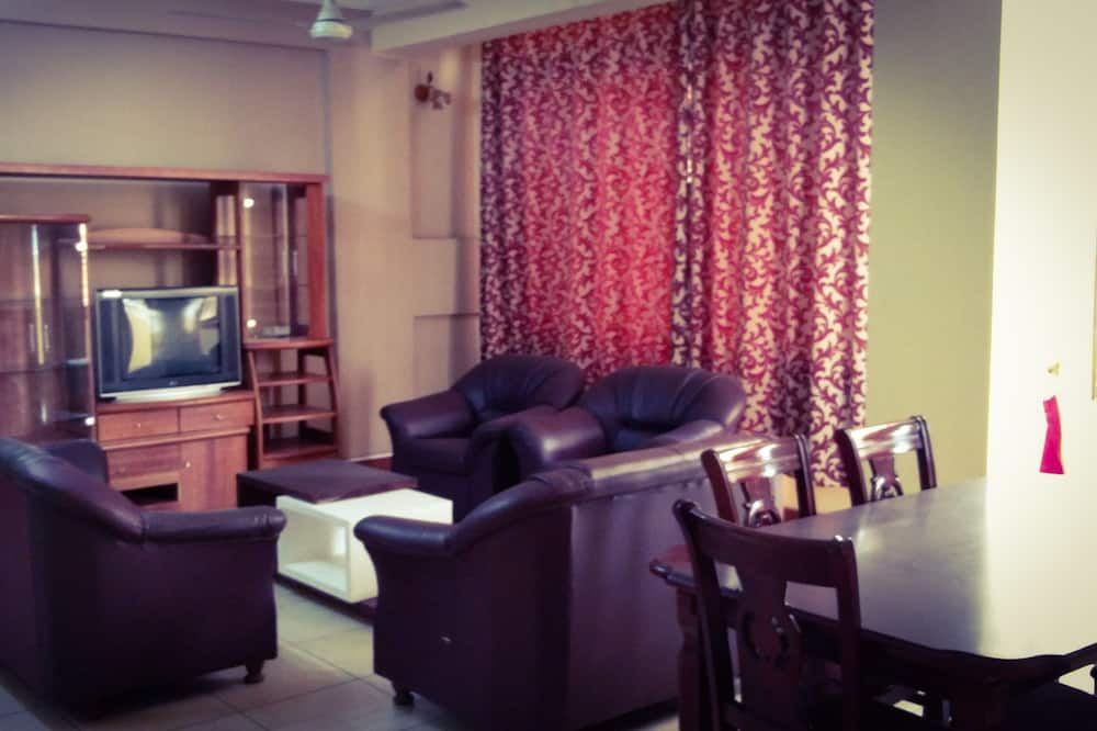 Comfort Διαμέρισμα, 2 Υπνοδωμάτια, Κουζίνα - Περιοχή καθιστικού