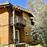 Habitación familiar, 2 habitaciones, 2 baños, vista al jardín (6 pax) - Balcón