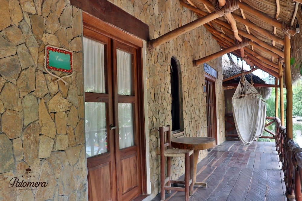 Esther Room  - Balkon
