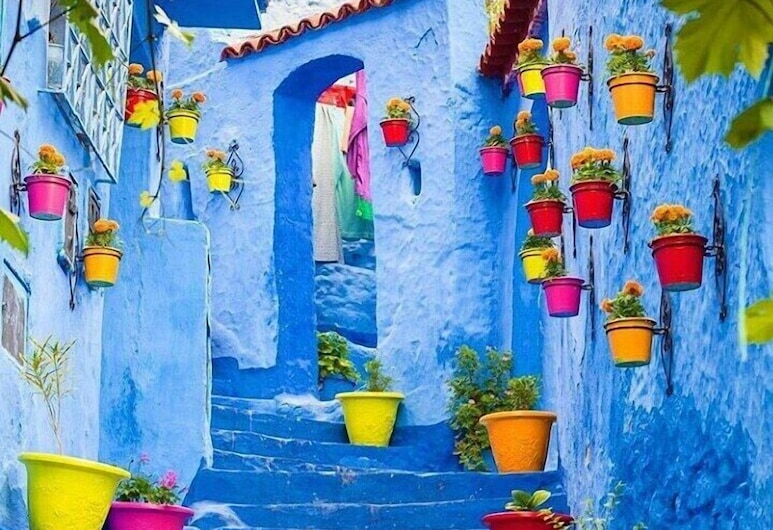 Casa Meryem, Chefchaouen, View from property
