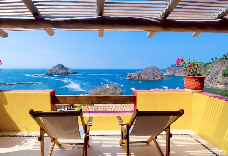 Costa Careyes, Costa Careyes, Two bedroom Casita, Terrace/Patio
