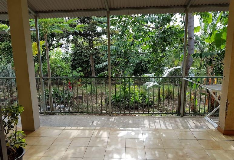 奧蘭傑斯拉卡茲飯店, 聖保羅, 雙人房, 共用浴室 (Citronelle), 陽台