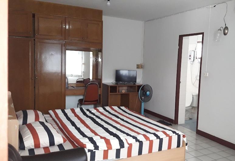 清邁茵特爾旅館, 清邁, Standard Air-Con Room, 客房