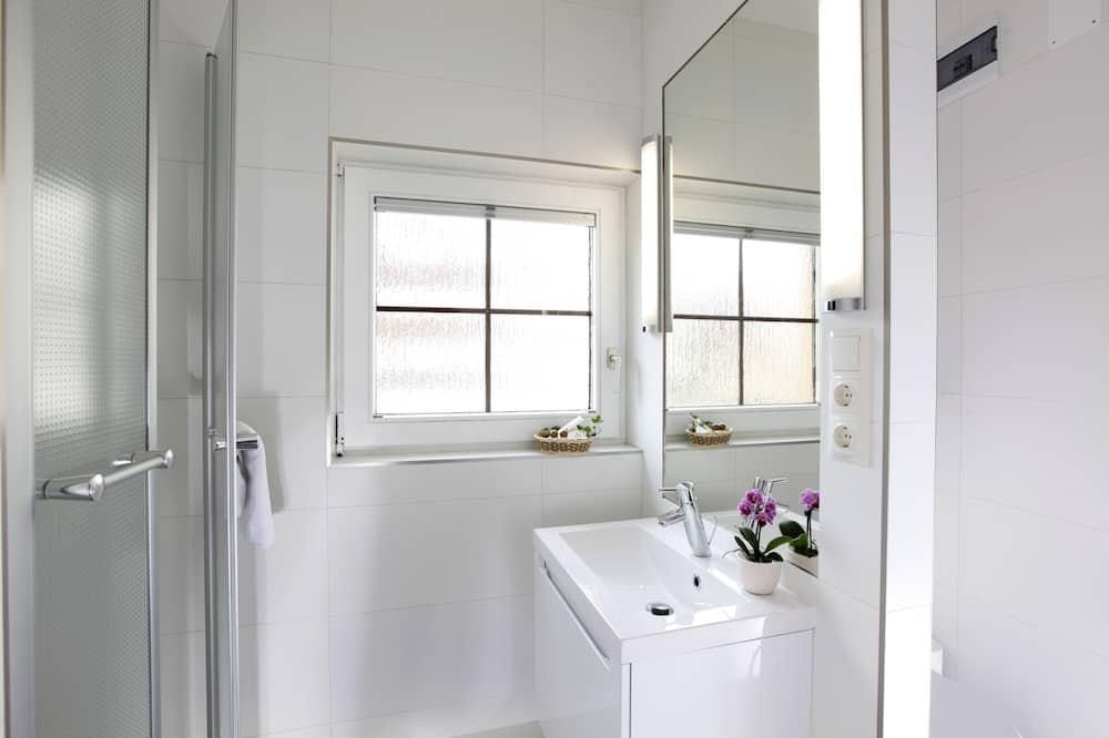 Chambre Double Confort, salle de bains privée - Salle de bain