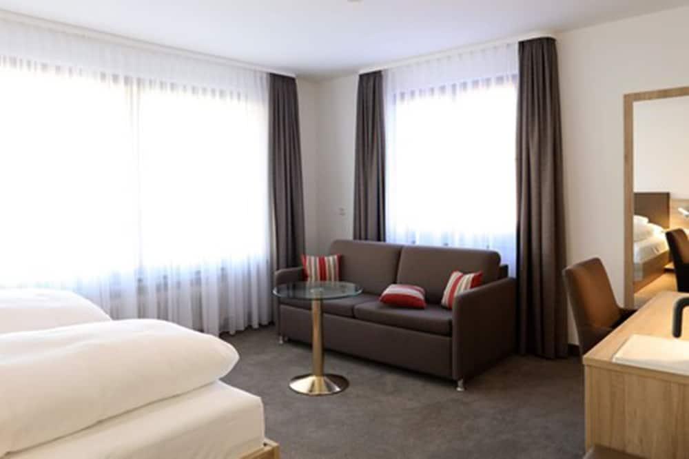 Chambre Double Confort, salle de bains privée - Chambre