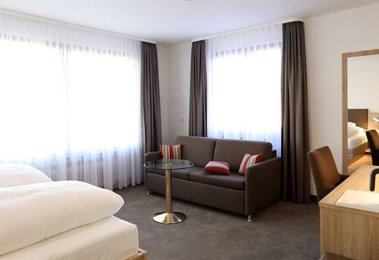 Hotel Warteck, Freudenstadt, Habitación doble Confort, baño privado, Habitación