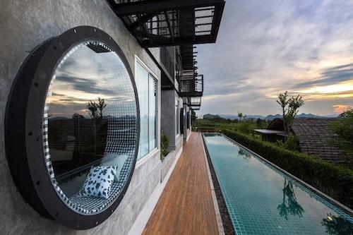范諾內特私人泳池獨棟別墅飯店/