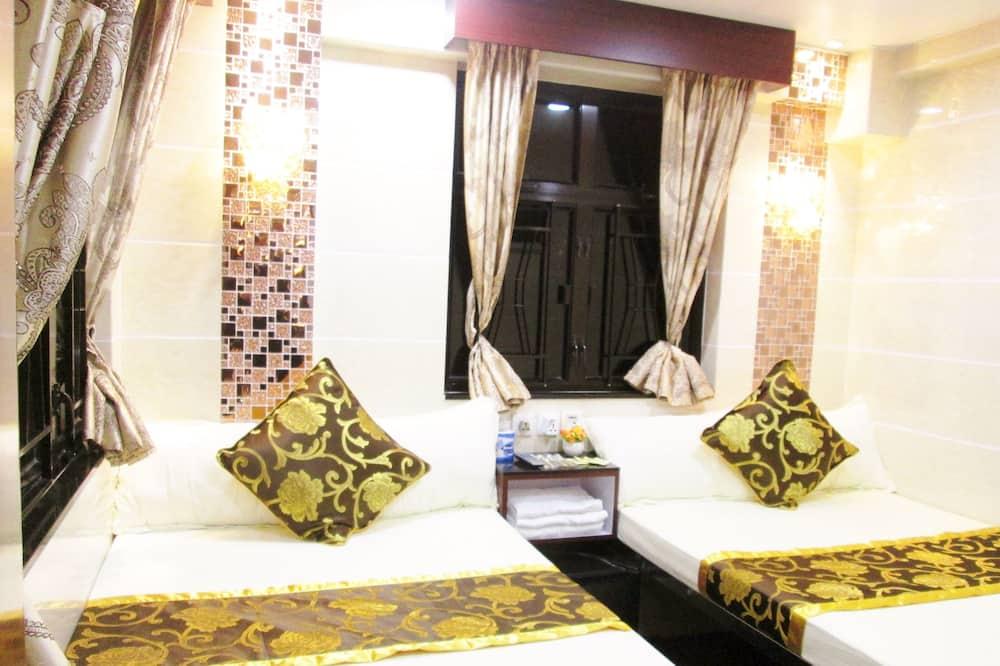 ห้องแฟมิลี่, เตียงใหญ่ 2 เตียง - ภาพเด่น
