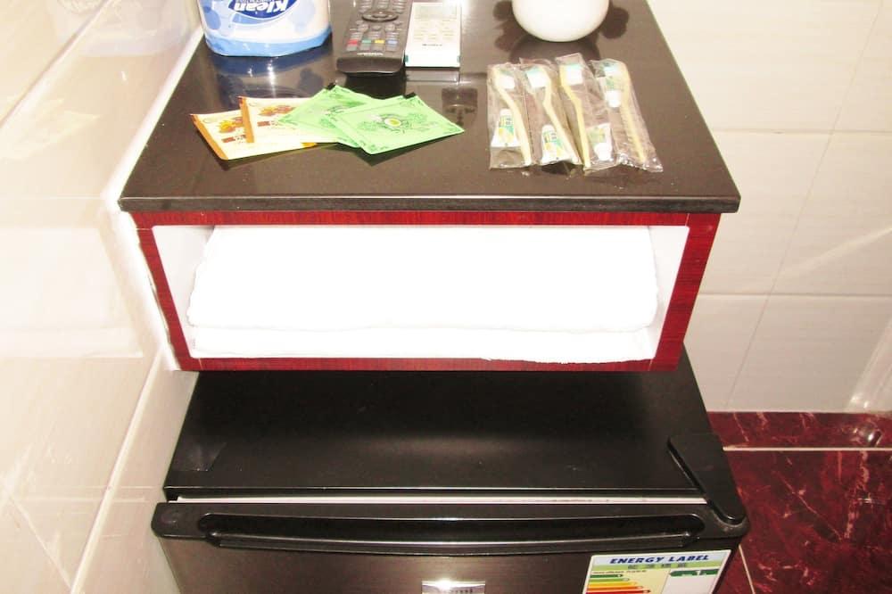 ห้องดับเบิล - ตู้เย็นขนาดเล็ก