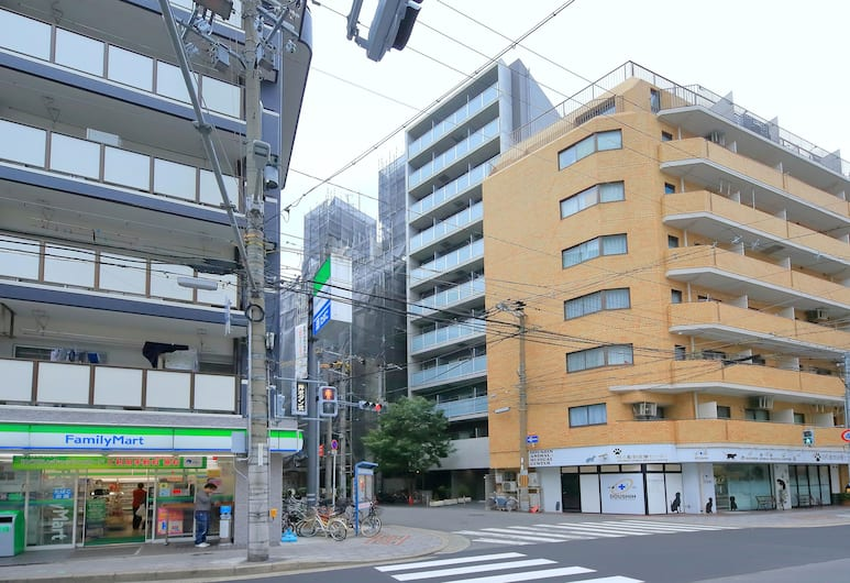 그란두세 템마-히가시, 오사카, 외부