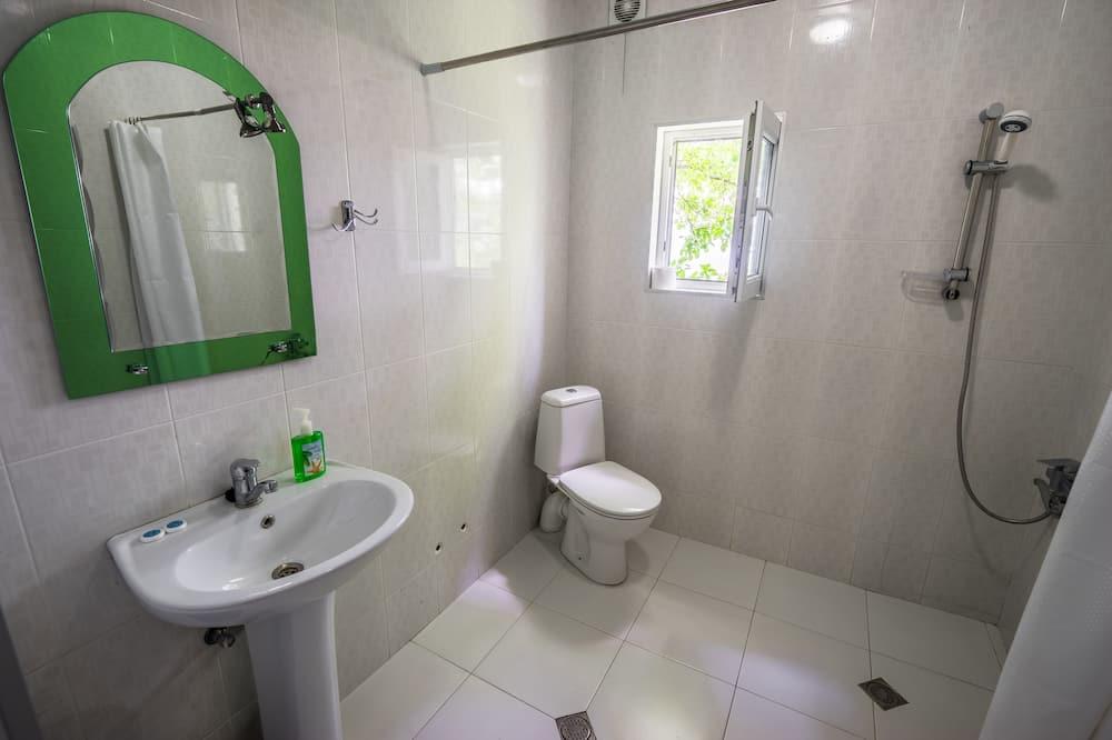 經典雙人房, 1 張特大雙人床, 山谷景觀 - 浴室