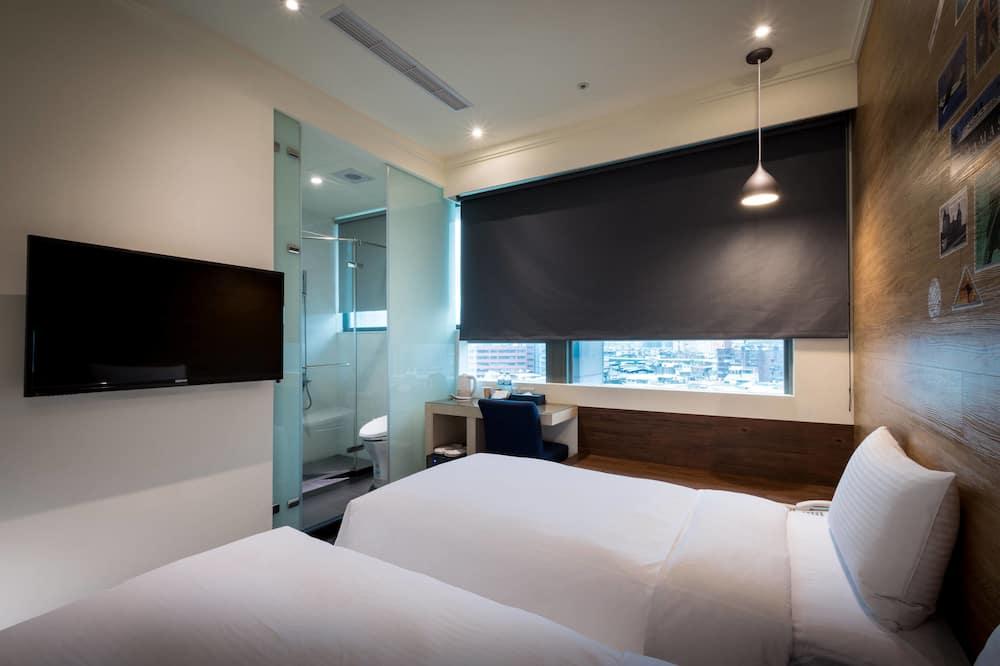 Standard Twin Room - Bilik Tamu