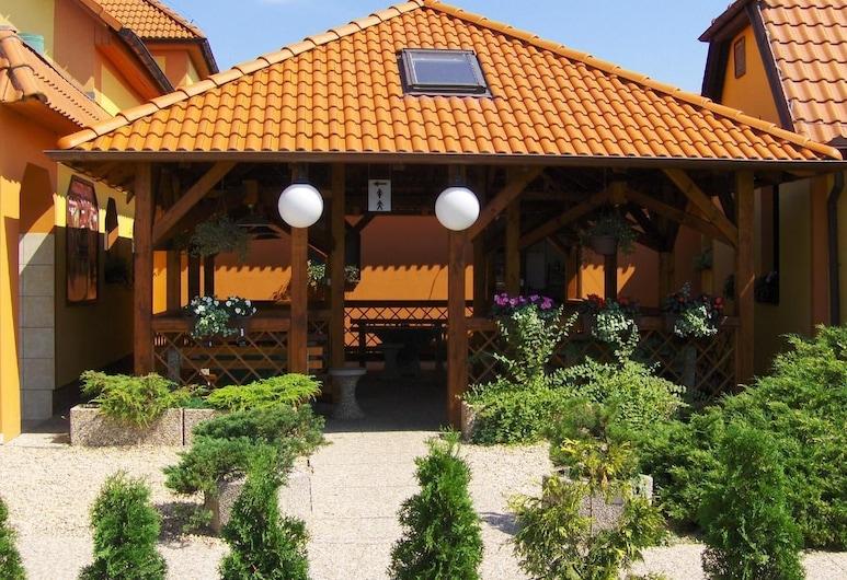 Hotel RELAX u Drsu, Tábor, Terraza o patio