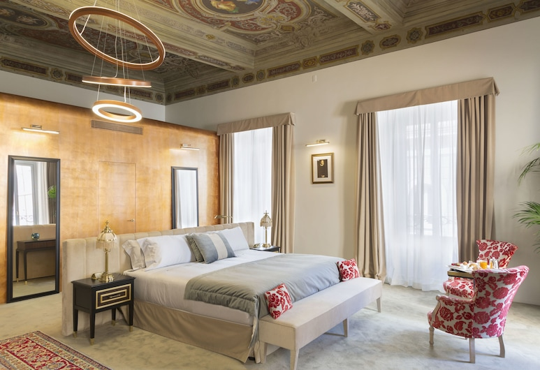 Martius Private Suites, Rome, Presidential Suite, Guest Room