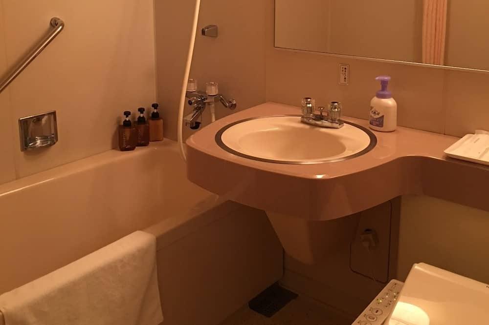 ツインルーム 1名利用 - バスルーム