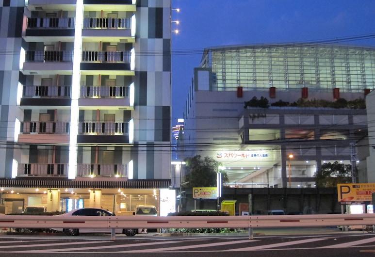 Hotel Chuo Selene, Osaka, Hotel Front