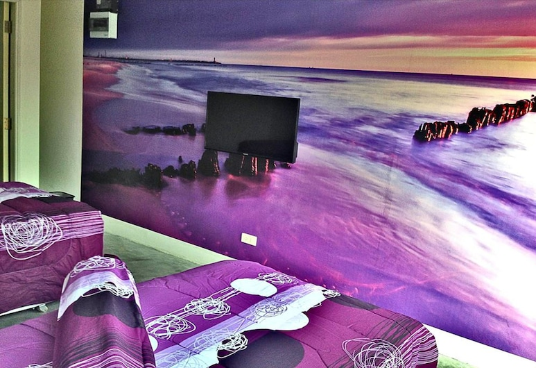 Samui Backpacker Hotel, Koh Samui, Standard Double or Twin Room, Private Bathroom, Garden View, Guest Room