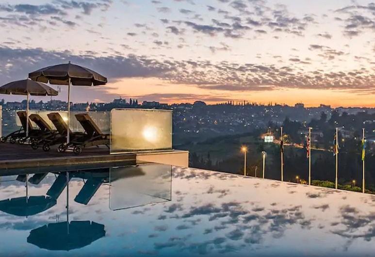 ONOMO Hotel Kigali, Kigali, Widok z hotelu