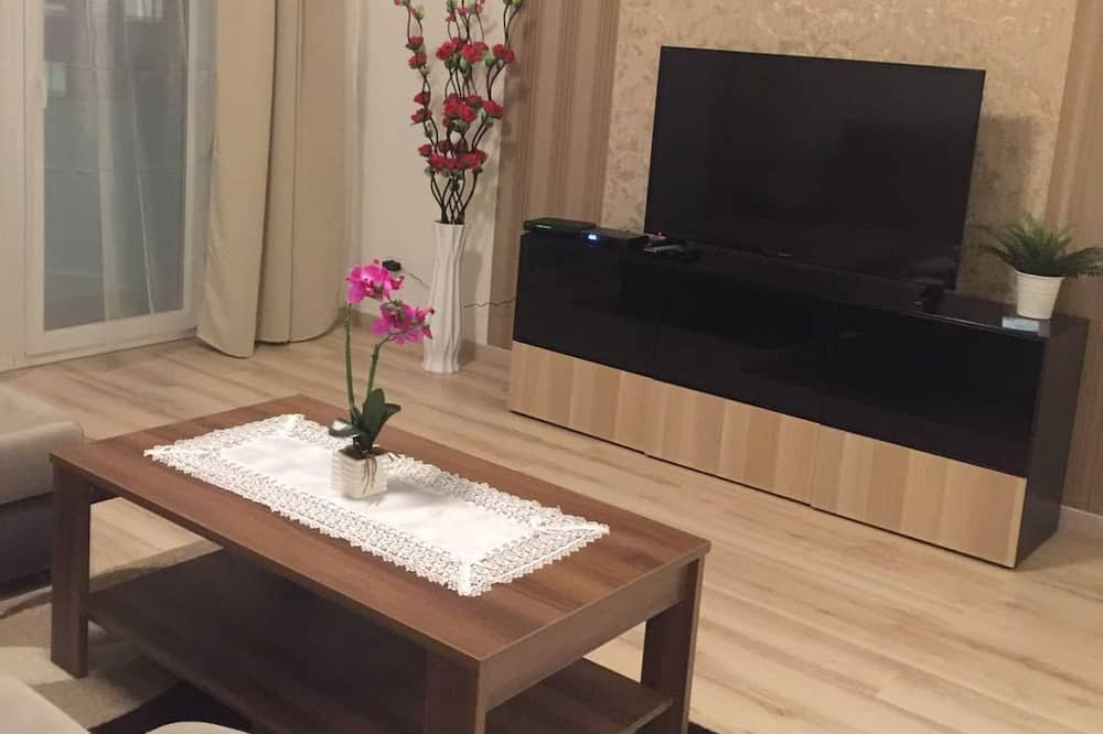 Family Διαμέρισμα (Condo), 2 Υπνοδωμάτια - Περιοχή καθιστικού