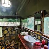 Намет категорії «Комфорт», 1 ліжко «кінг-сайз» - Ванна кімната