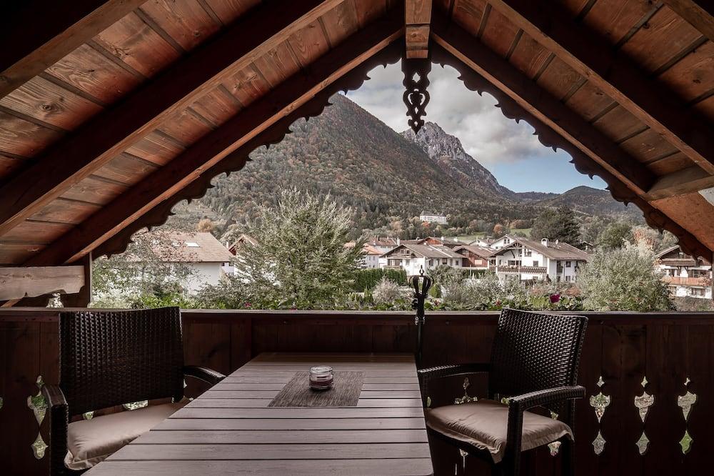 Apartamentai (Schlossblick) - Balkonas