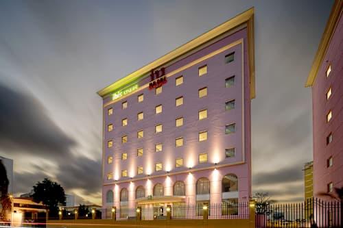 Book Iu Hotel Luanda Talatona In