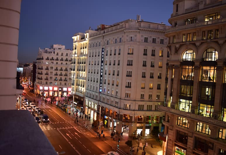 Madrid Suites Gran Via, Madrid, View from property